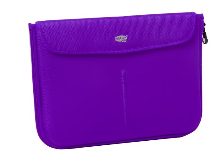 Addison 300890 13.3 Mor Bilgisayar Notebook Çantası