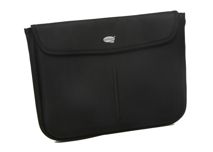 Addison 300890 13.3 Black Computer Notebook Bag