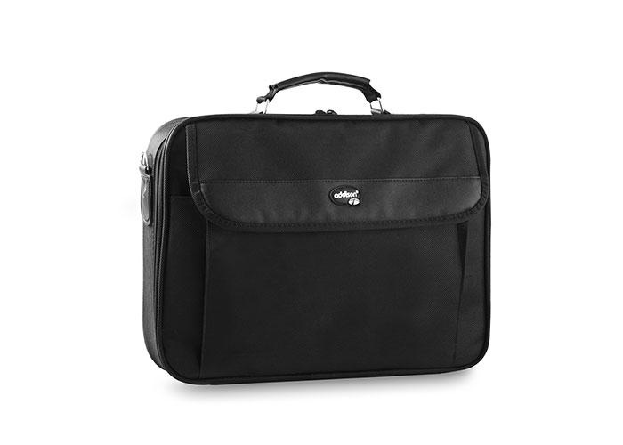 Addison 300925 15.4-15.6 Siyah Bilgisayar Notebook Çantası