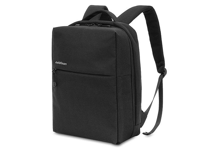 Addison 300993 15.6 Koyu Gri Notebook Sırt Çantası Bilgisayar