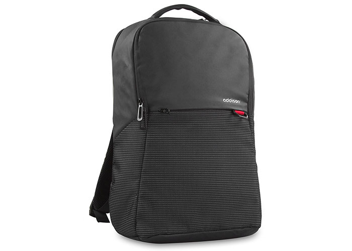Addison 300997 15.6 Gri/Siyah Notebook Sırt Çantası