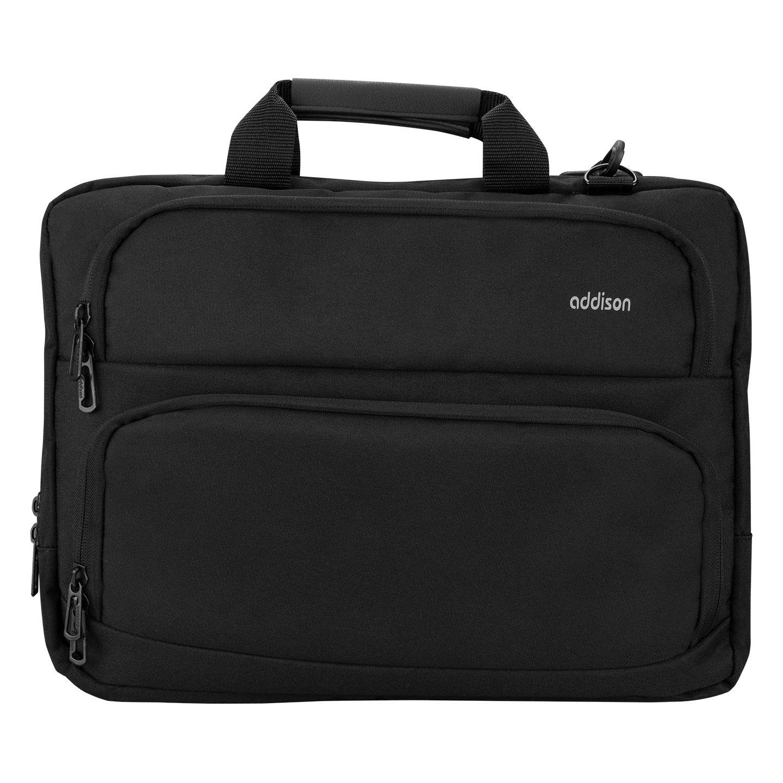 Addison 301012 15.6 Siyah Bilgisayar Notebook Çantası