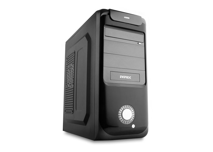 Everest 3019A Peak-250W Black Case