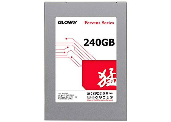 "Gloway Fervent 240GB 2.5"" SATA 6Gb/s MLC SSD (Solid State Disk)"