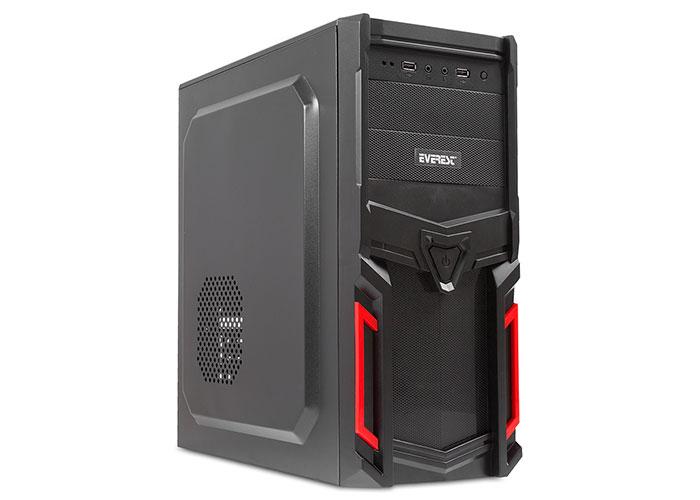 Everest 317R 250W Black / Red Case