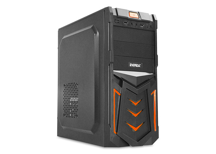 Everest 319R 250W Black / Red Case