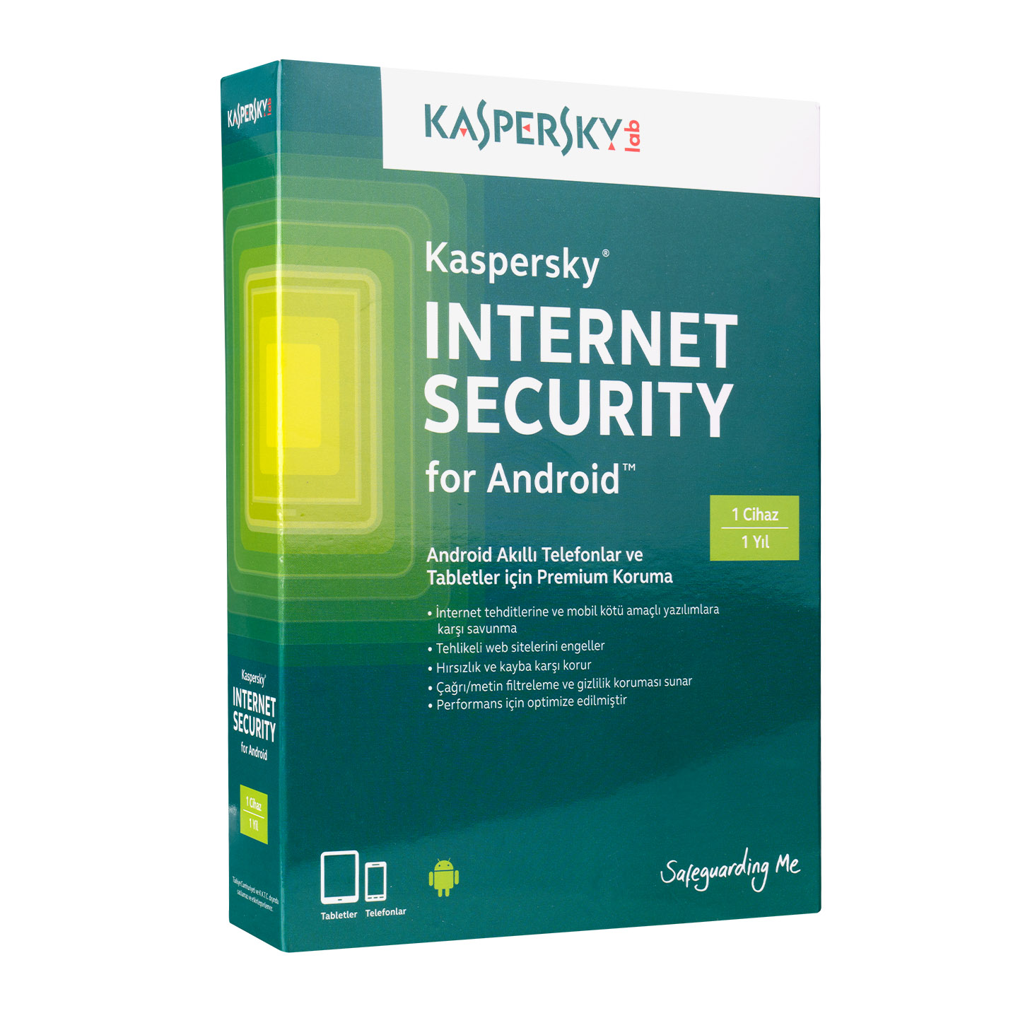 Kaspersky Android Security