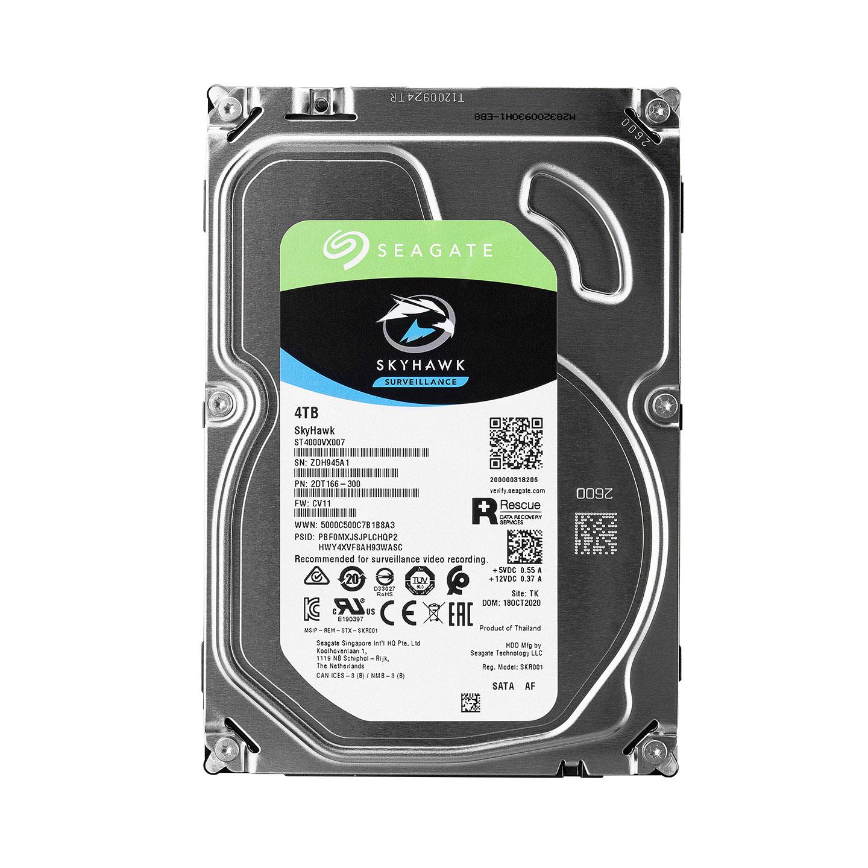 Seagate ST4000VX007 4TB 5900rpm 64 MB 3.5 SATA HDD