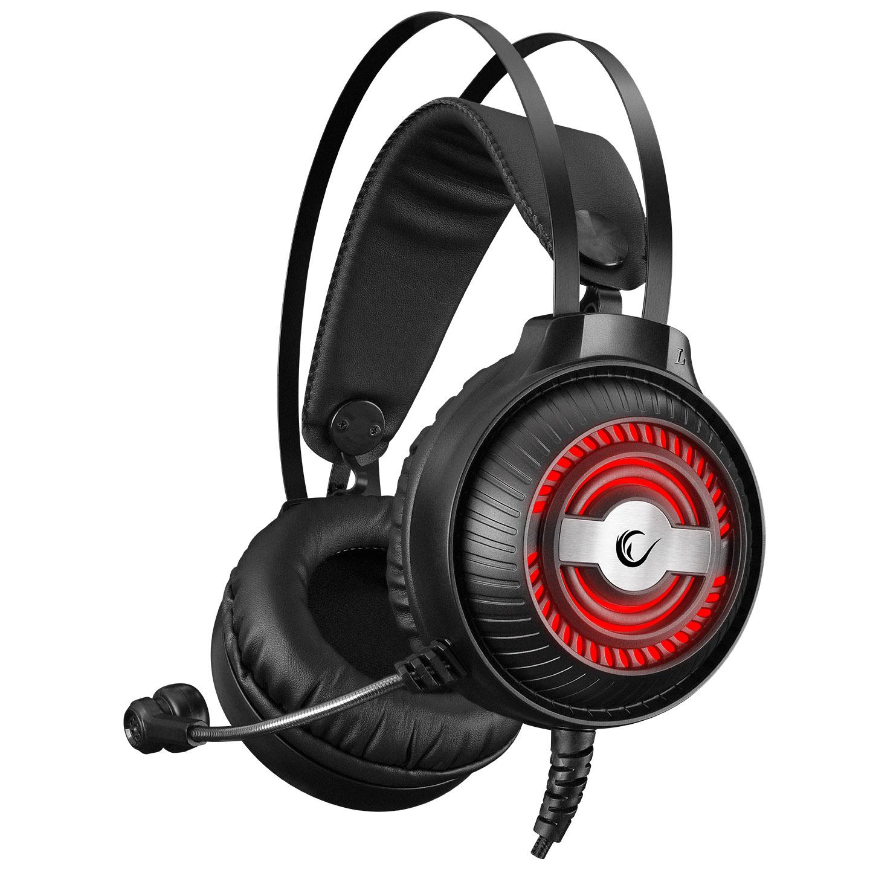 Rampage RM-K29 THUNDER Siyah Mikrofonlu Oyuncu Kulaklığı