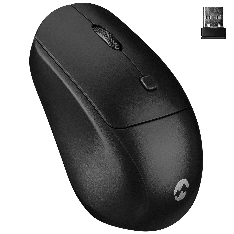 Everest SM-320 Usb Siyah 1600dpi Optik Kablosuz Mouse