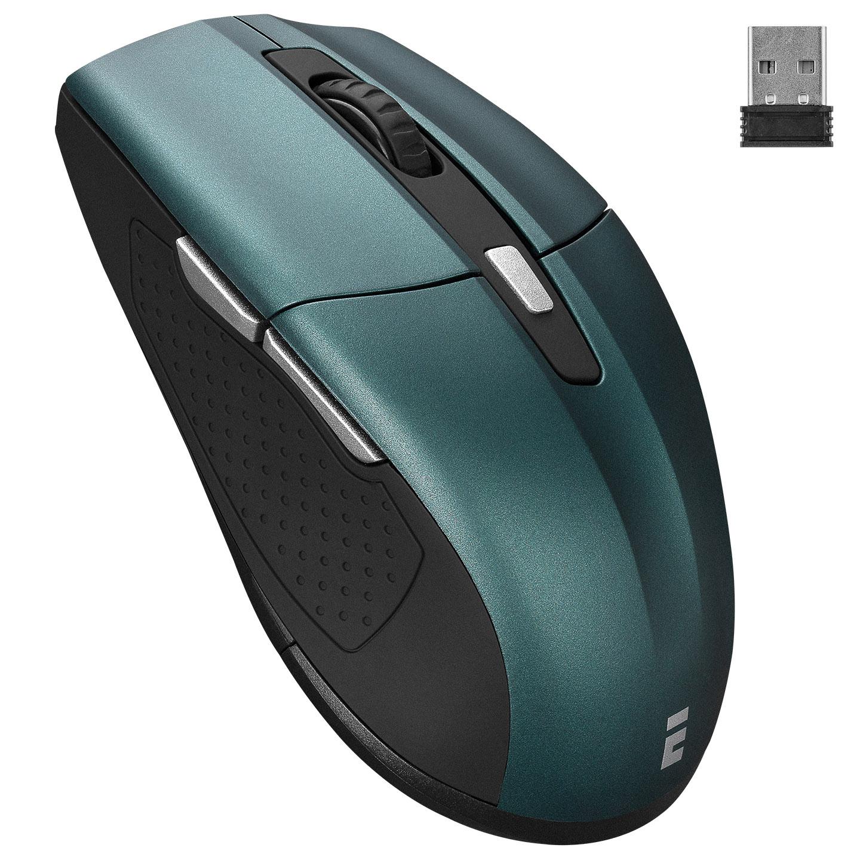 Everest SM-861 Usb Mavi 800/1200/1600dpi Süper Sessiz Kablosuz Mouse