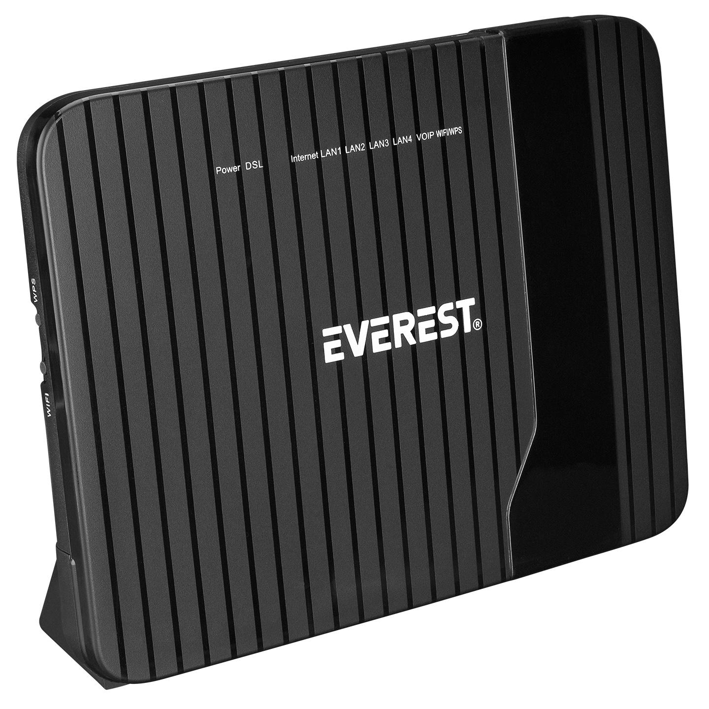 Everest SG-V400 2.4GHz 300Mbps Kablosuz VDSL/ADSL2+ VoIP Modem Router