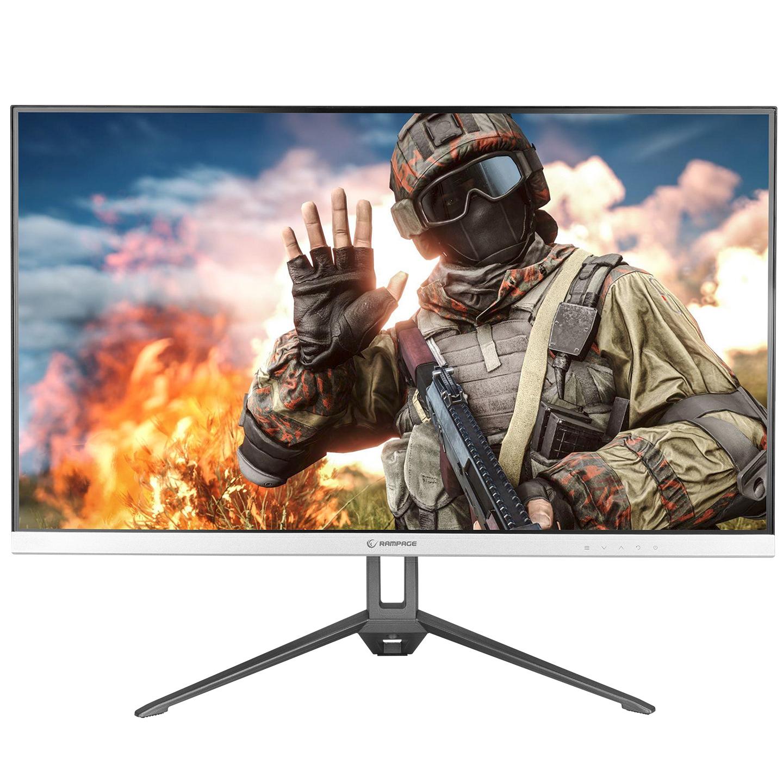 Rampage RM-550 TACTICAL 23,8inç 144Hz LED 2*HDMI+DP TN Panel PC Flat Oyuncu Monitörü