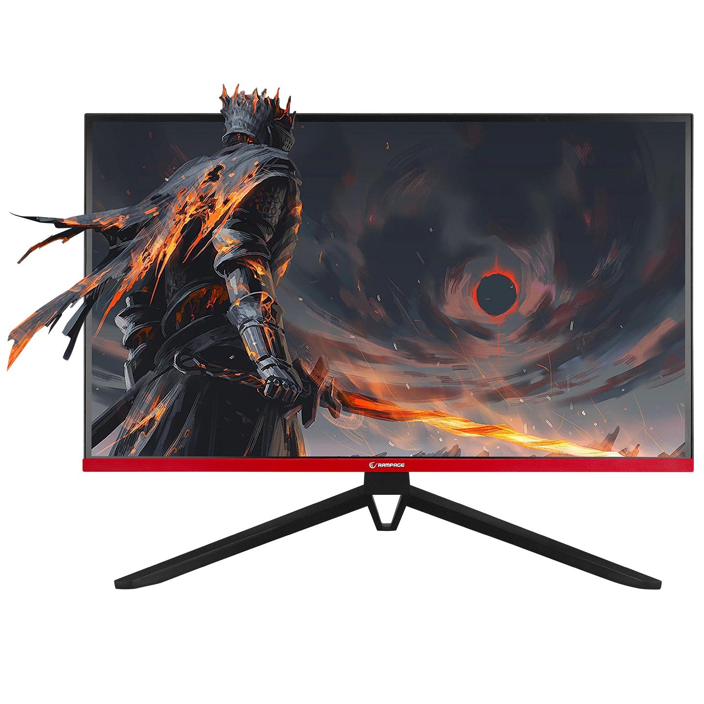 Rampage RM-420 BLACK EAGLE 27 FHD 165Hz IPS Panel VGA + HDMI*2 + DP Flat PC Oyuncu Monitörü