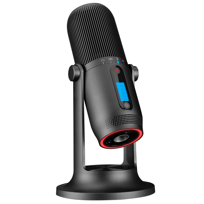 Thronmax M2P-B.K Siyah Masaüstü Mikrofon Kiti