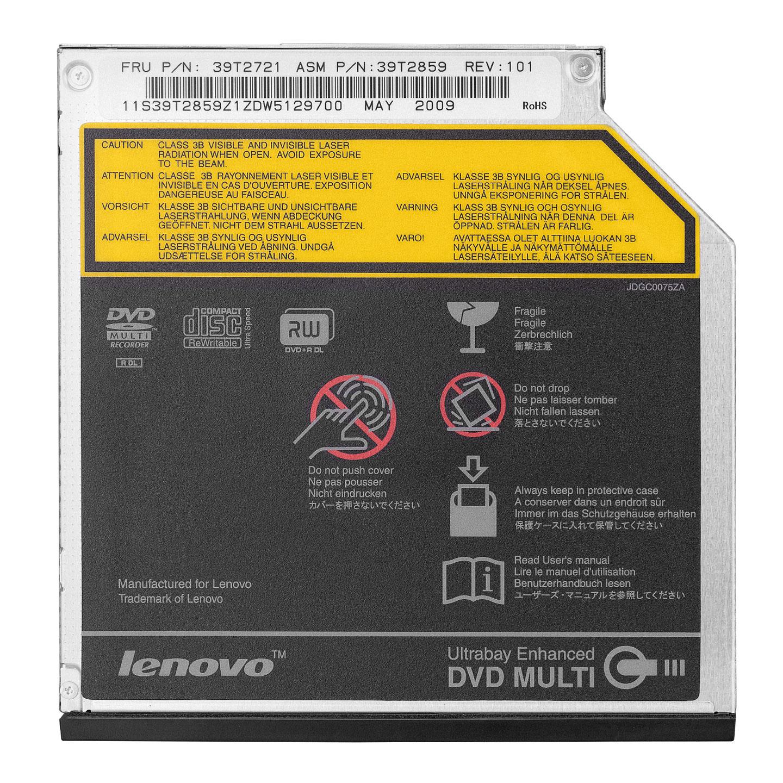 Lenovo INTERNAL CDRW/DVD-Rom Drive New, Single Packed 39T2721
