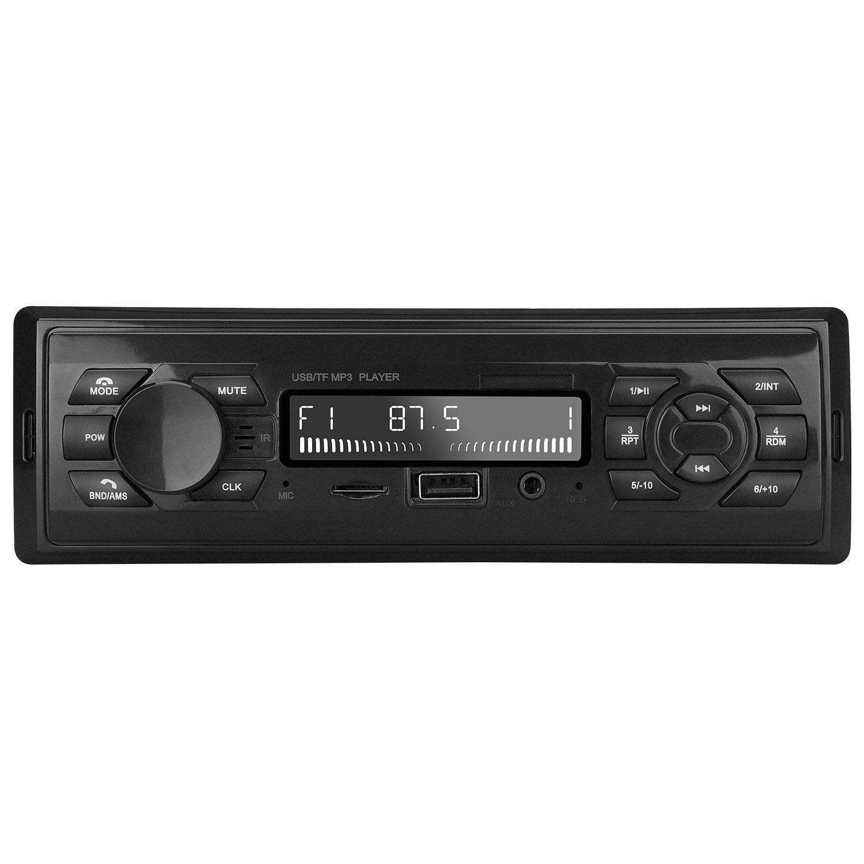Mikado MC-X110 Bluetooth /Usb/Sd/Radyo 4x50W Uzaktan Kumandalı Oto Teyp