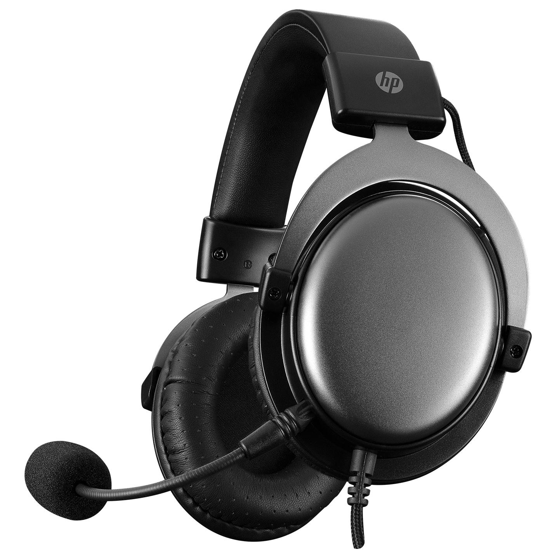 HP DHE-8005 Siyah Gaming Oyuncu Mikrofonlu Kulaklık