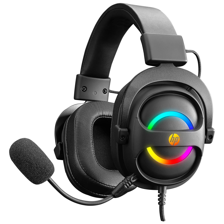 HP DHE-8006 Siyah Gaming Oyuncu Mikrofonlu Kulaklık