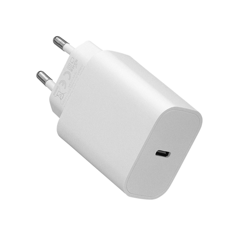 Hytech HY-XE40 20W PD3.0/Quick Charge QC4.0 Type USB-C Hızlı Ev Şarj Adaptörü