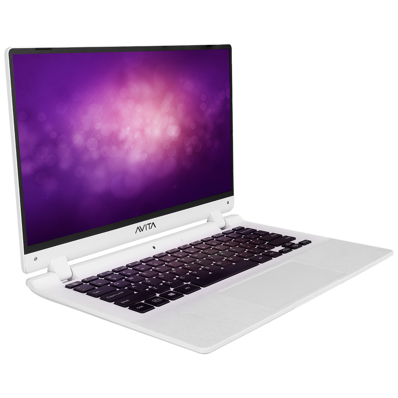 AVITA Essential Intel Celeron N4000 4GB RAM 128GB SSD 14 FHD Windows 10 Home Mat Beyaz Notbook