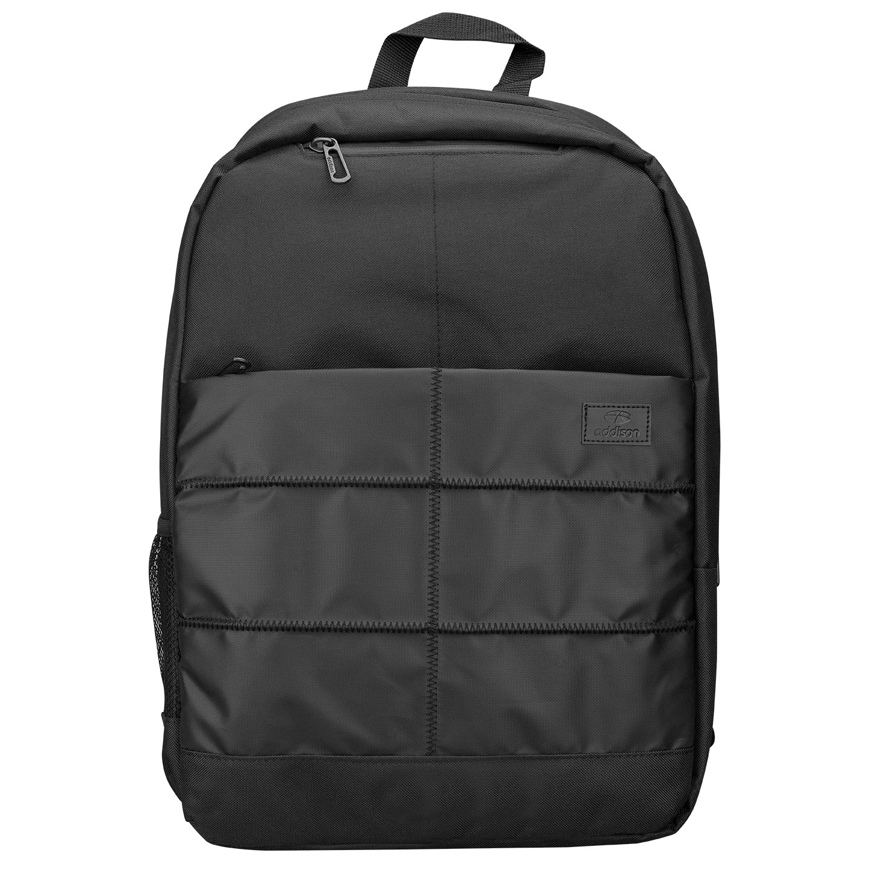 Addison 301014 15.6 Siyah Sırt Bilgisayar Notebook Çantası