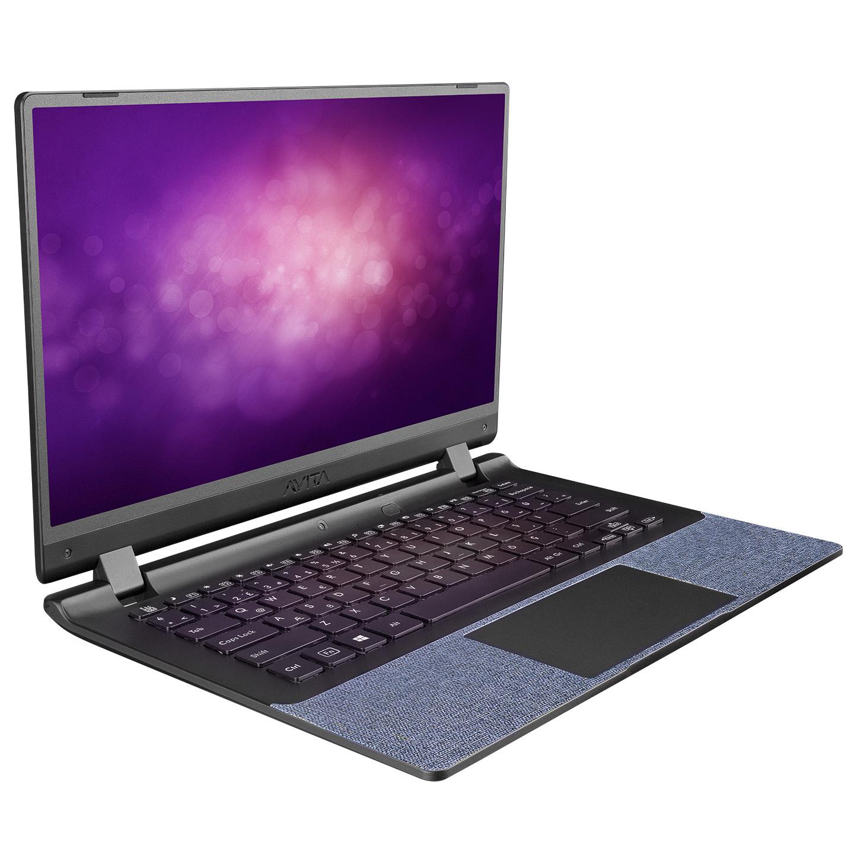 AVITA Essential Intel Celeron N4000 4GB RAM 128GB SSD 14 FHD Türkçe Q Windows 10 Home Mat Siyah Notebook