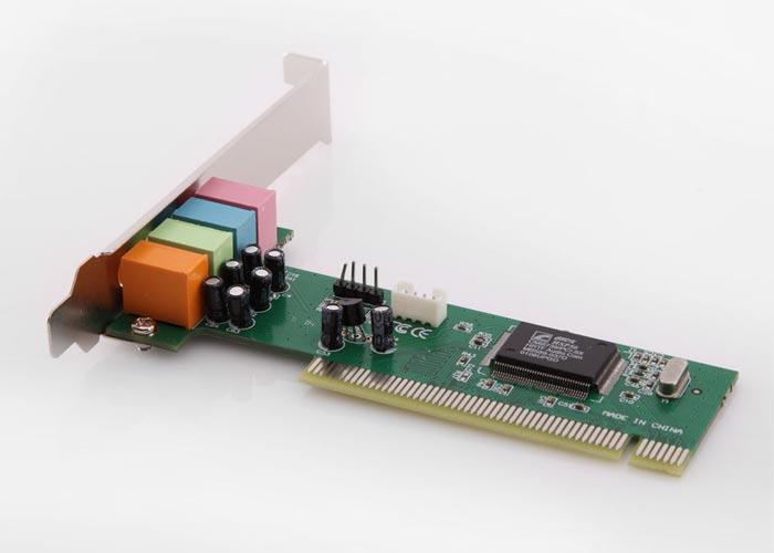 S-link SL-41A PCI 4 Kanal Ses Kart