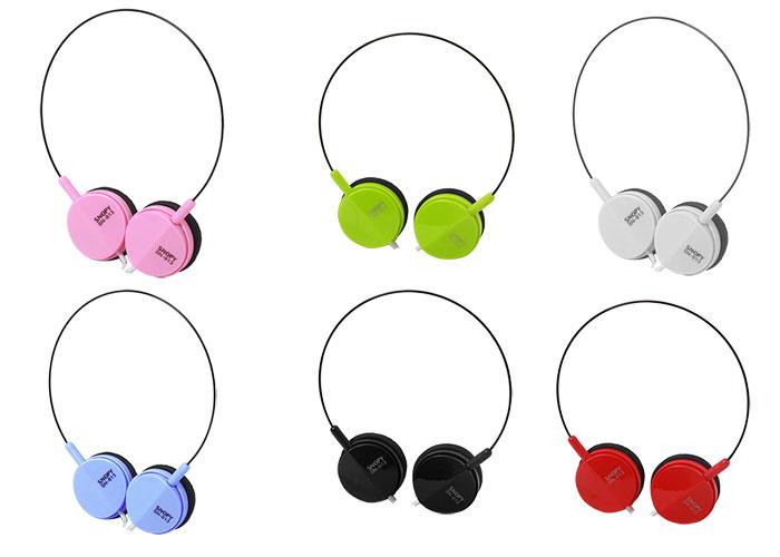 Snopy SN-613 6 Renkte Kulaklık