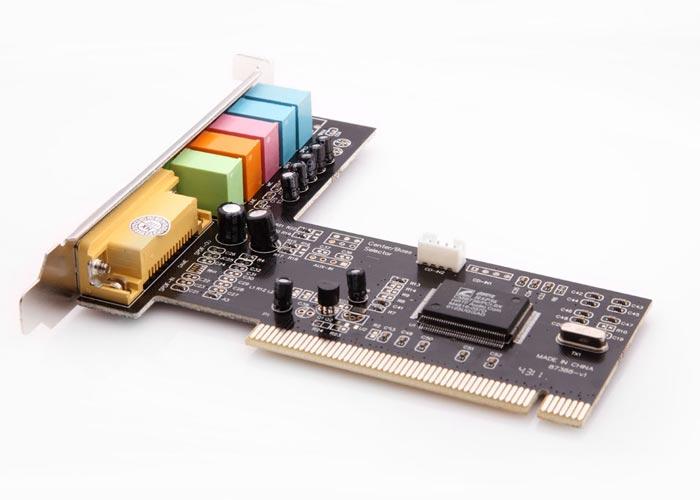 S-link SL-61A PCI 6 Kanal Ses Kart