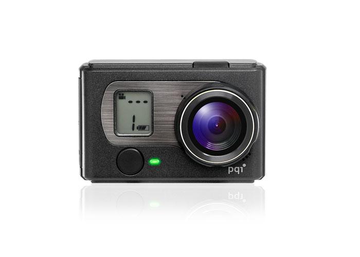 PQI 6VAA-V100 1080p Action Air Video Camera