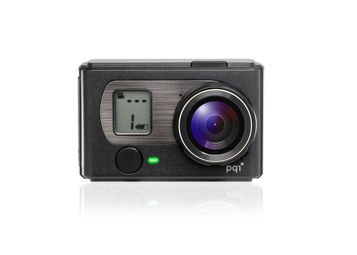 PQI 6VAA-V100 1080p Aksiyon Air Video Kamera
