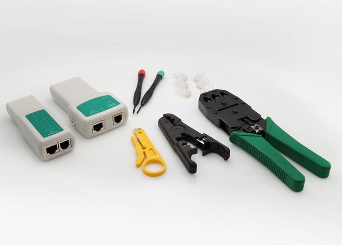 S-Link SL-825W Pense/Kablo Tester Ve Sıyırıcı