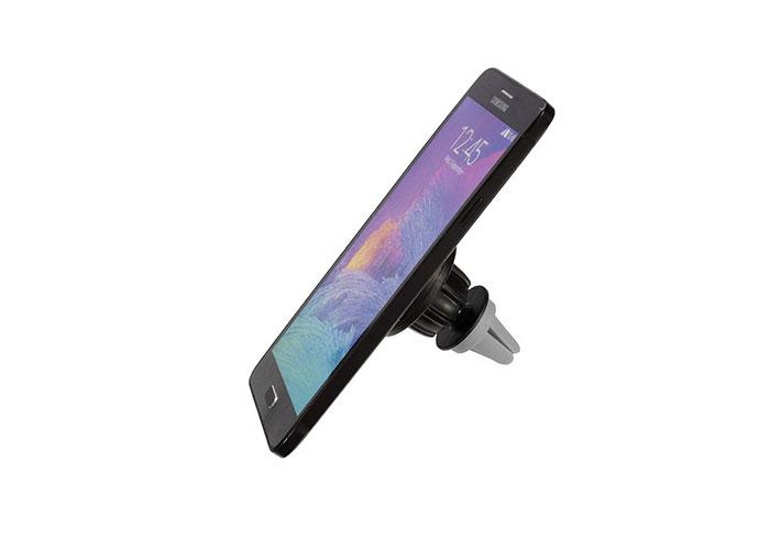 Addison ADS-115 Universal Ayarlanabilir Siyah/Gri Mıknatıslı Araç Telefon Tutucu