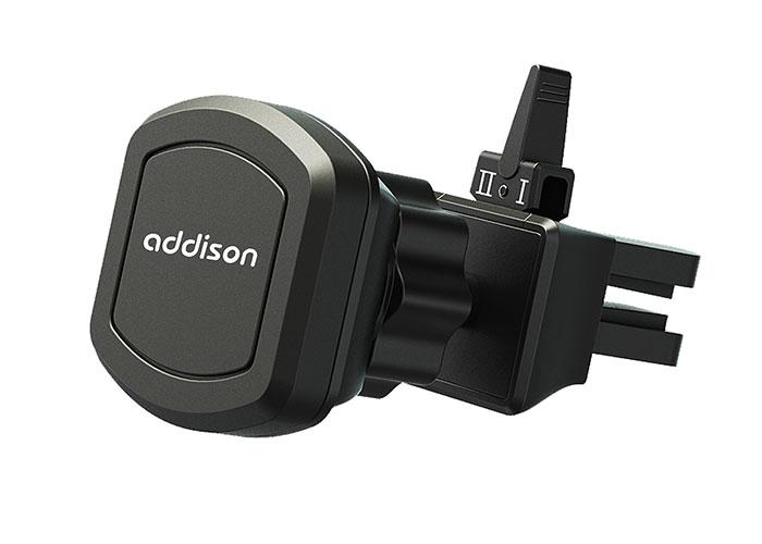 Addison ADS-123 Universal Ayarlanabilir Siyah Mıknatıslı Araç Telefon Tutucu