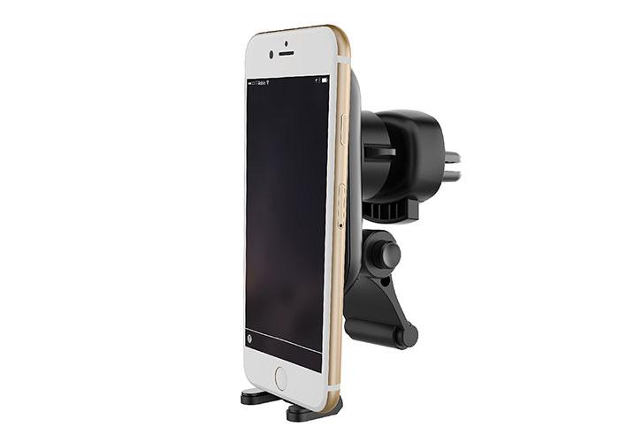 Addison ADS-125 Universal Ayarlanabilir Siyah Mıknatıslı Araç Telefon Tutucu