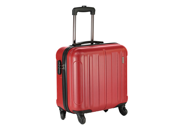Addison ADS-202 Red Cabin Boy Pilot Suitcase
