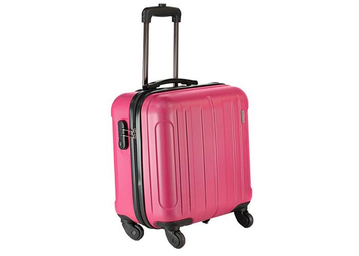 Addison ADS-202 Pink Cabin Boy Pilot Suitcase