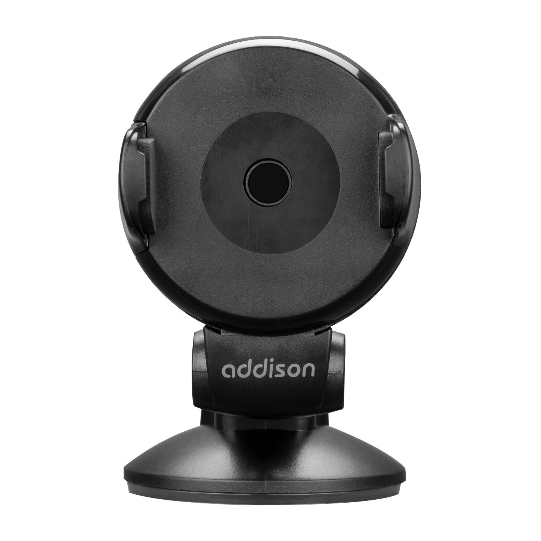 Addison ADS-55 Universal Ayarlanabilir Siyah Araç Telefon Tutucu