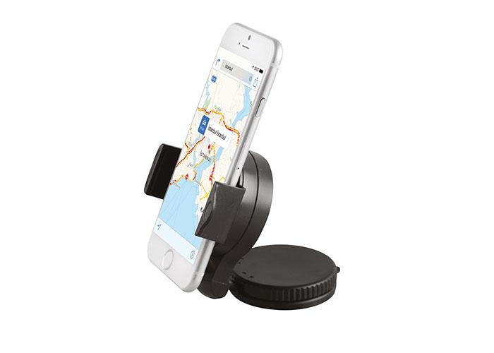 Addison ADS-56 Universal Ayarlanabilir Siyah Araç Telefon Tutucu