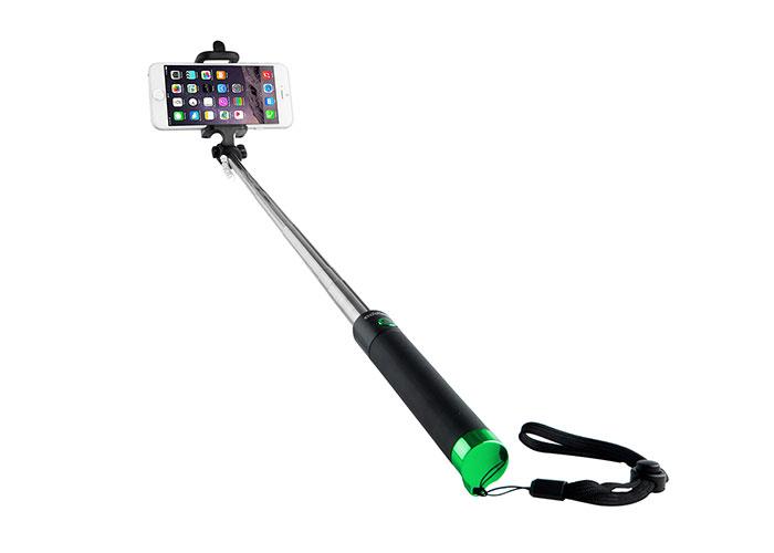 Addison AD-S32 Kablolu Siyah/Yeşil Selfie Çekim Çubuğu