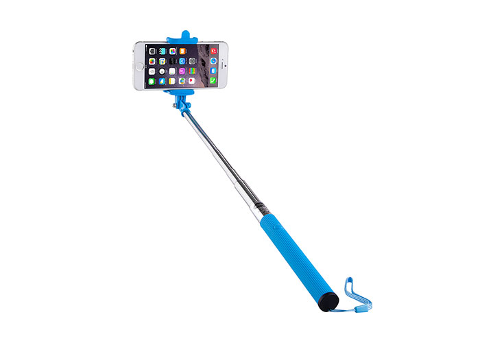 Addison AD-S36 Kablolu Mavi Selfie Çekim Çubuğu