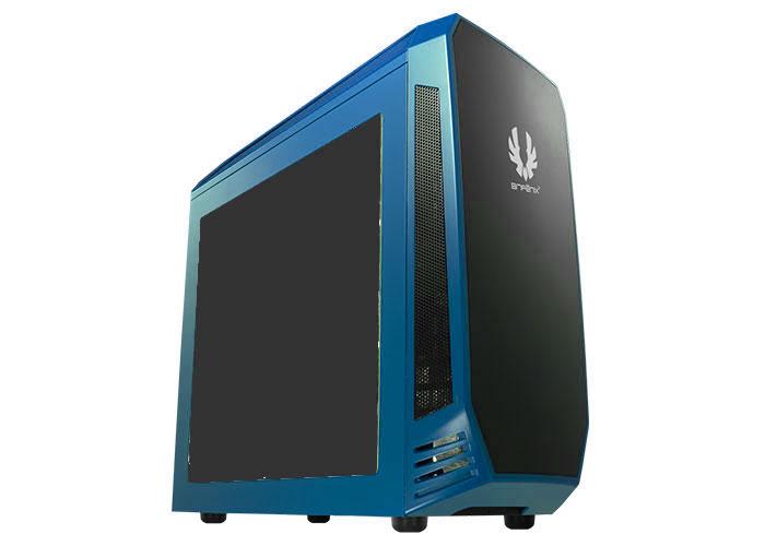 BitFenix AEGIS 1*120mm Fan Mavi 2*Usb 3.0 4Pin Fan Komutalı Pencereli Oyuncu Kasası