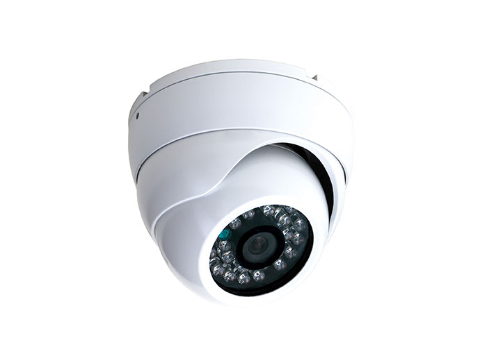 Asonic AHD-387 1/3.2,1.0-M.pixels CMOS 2.8mm Digital Color 36 Led Dome Security Camera