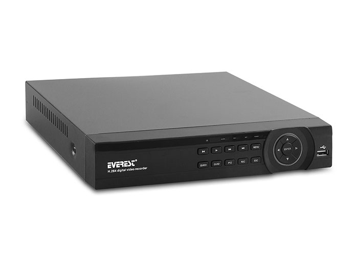 Everest AHD-832B 32Ch Image 720P 16Ch Audio AHD DVR Recorder