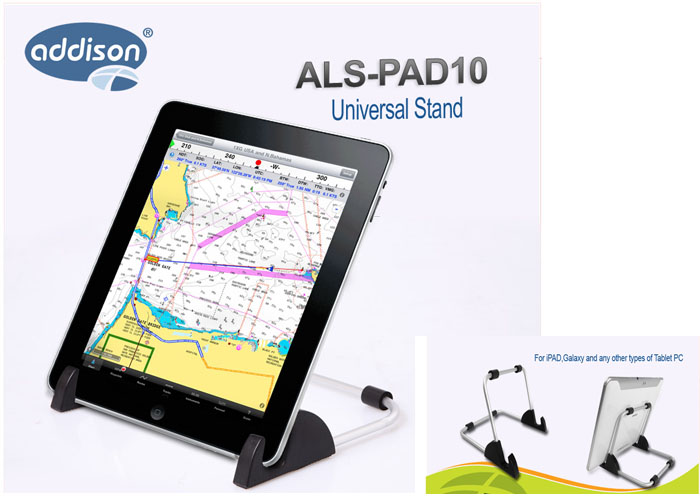 Addison ALS-PAD10 iPad Stand Universal