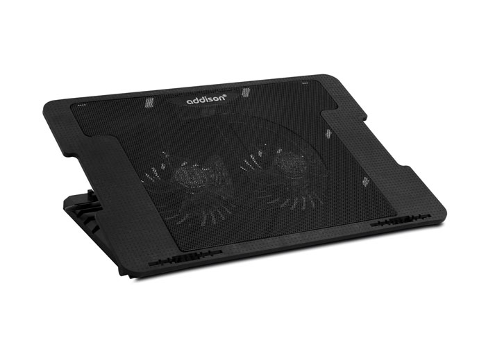Addison ANC-606 2*Fan Ledli 2* Usb Port Notebook Soğutucu Stand