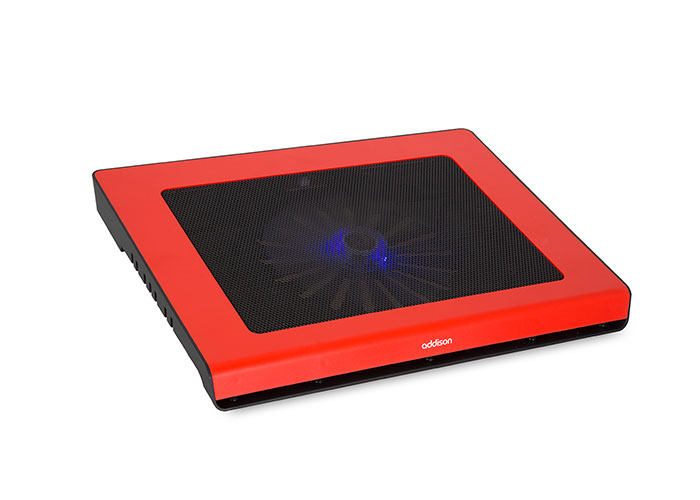 Addison ANC-42 Kırmızı 15.6 Notebook Soğutucu Stand