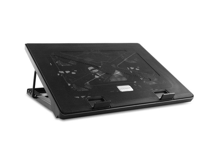 Addison ANC-505 5*Mavi Led Fan 2*Usb 6 Farklı Kademe Ayarı 15-17 Notebook Soğutucu Stand