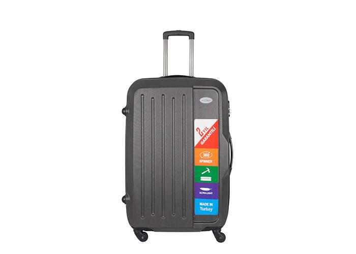 Addison ADS-201 Anthracite Cabin Oversized Suitcase